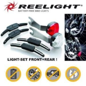 Eclairage vélo Reelight SL220 power back up extended