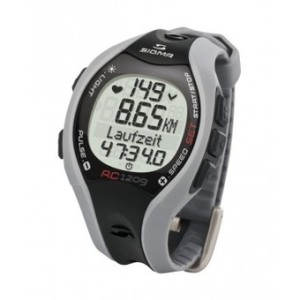 Montre running sigma rc 1209